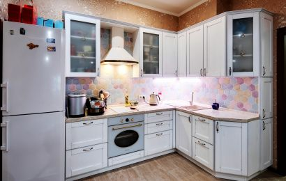 Кухня СУ612 Дуб 27 тип 30