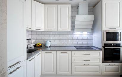 Кухня ПИ284 Глазго RAL 9016