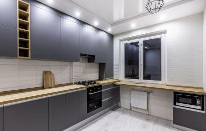 Кухня из Акрила FENIX