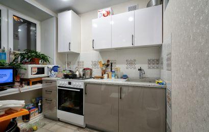 Кухня ОС2131 Арктический белый/ Серый перламутр