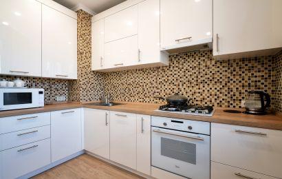 Кухня МИ397 МДФ АВ Орхидея
