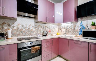 Кухня БА834 Система MZ 1379 Глянец