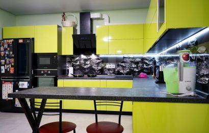Кухня МШ2119 Пост-5 Лимон