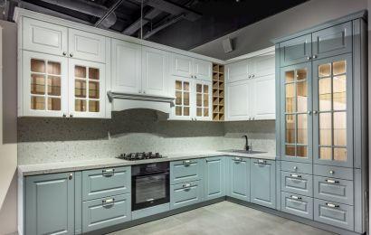 Кухня Лонгфорд ПВХ